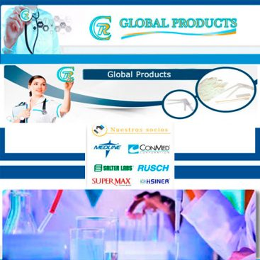 Insumos medicos Crglobal products