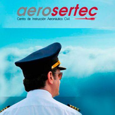 Escuela para pilotos May trabajos aereos