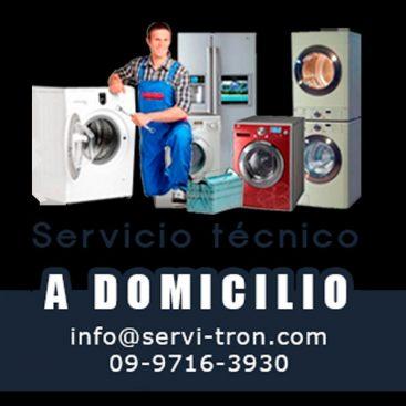 reparacion de lavadoras servitron